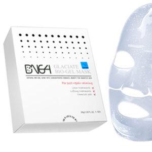 bio gel mask glaciate